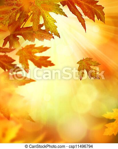 Autumn - csp11496794