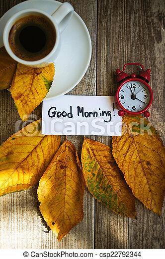 Autumn time - csp22792344