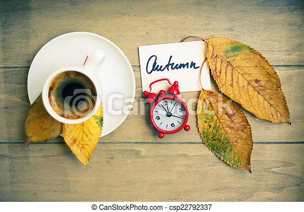 Autumn time - csp22792337
