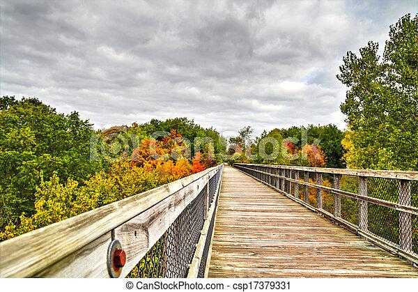 Autumn Walk - csp17379331