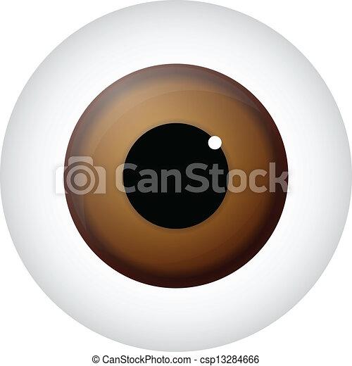 aveleira, olho - csp13284666