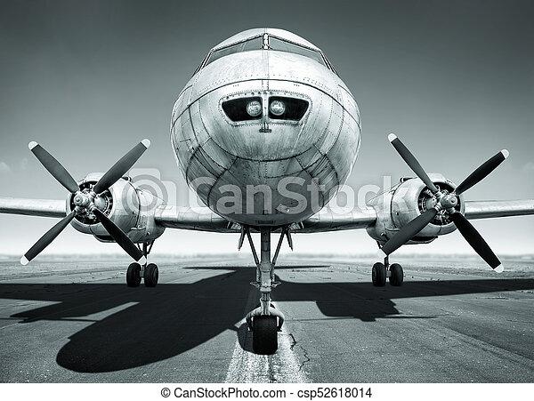 avião - csp52618014
