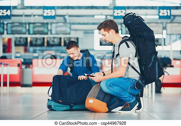 avião, viajando - csp44967928