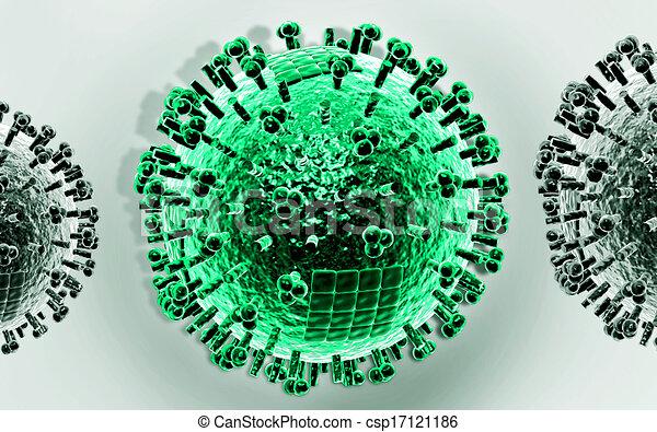 Avian Virus   - csp17121186