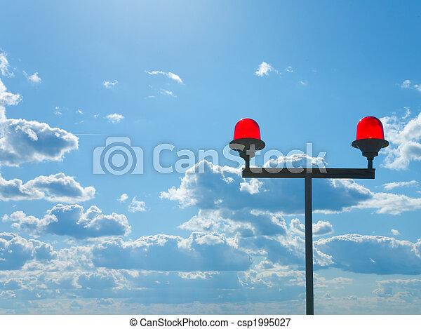 Aviation Hazard Lights - csp1995027