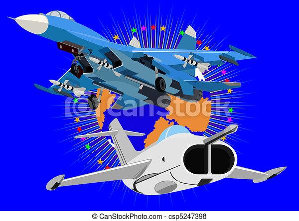 Aviation technology - csp5247398