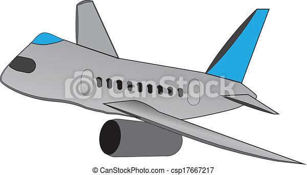 Virage style banked avion ligne dessin anim - Dessin avion stylise ...