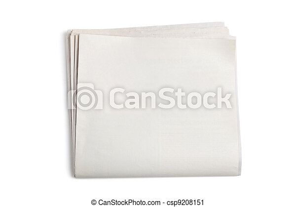 avis, blank - csp9208151