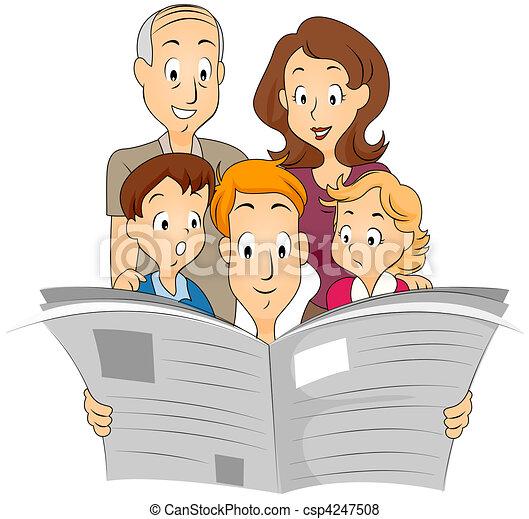 avis, familie - csp4247508