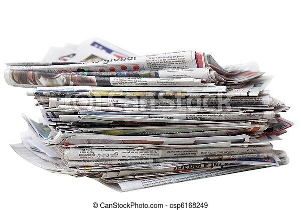 avis, gamle - csp6168249