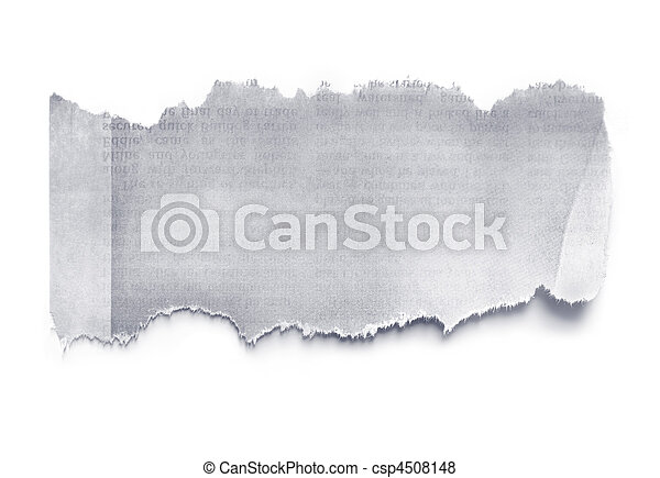 avis, tåre - csp4508148