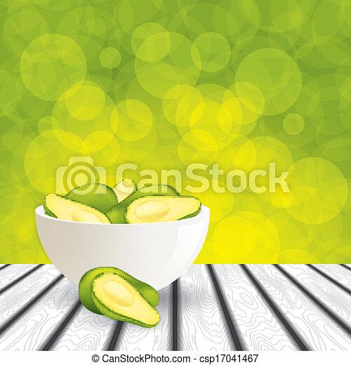 Avocado - csp17041467