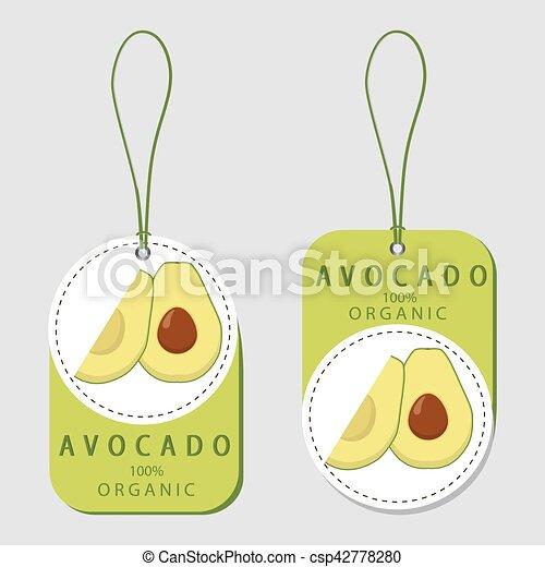avocado - csp42778280