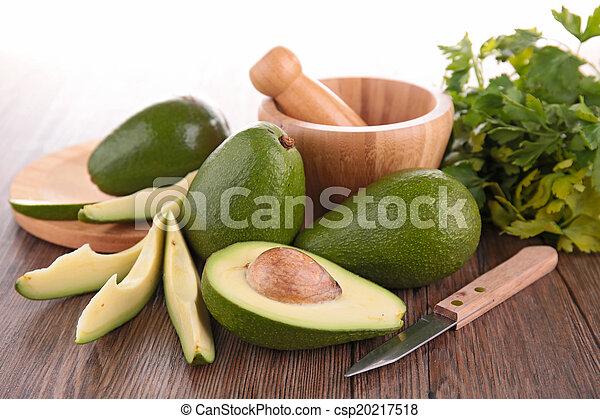 avocado - csp20217518