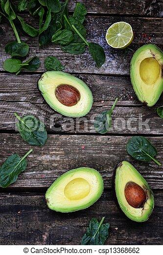 avocado - csp13368662