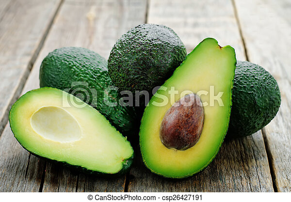 avocado - csp26427191