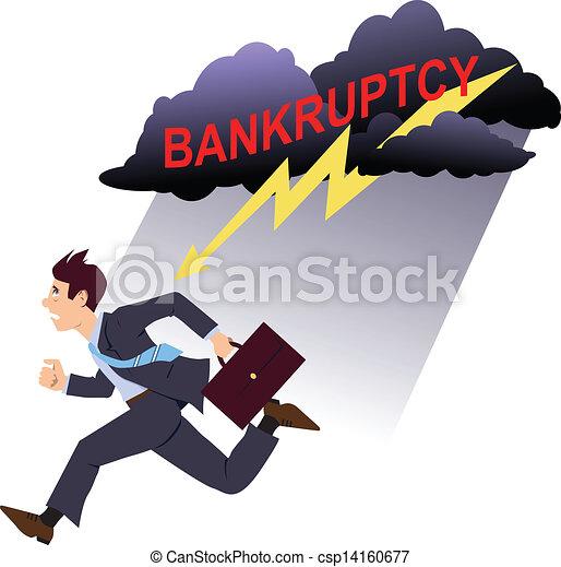 Avoiding bankruptcy - csp14160677