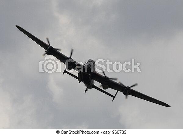 avro lancaster - csp1960733