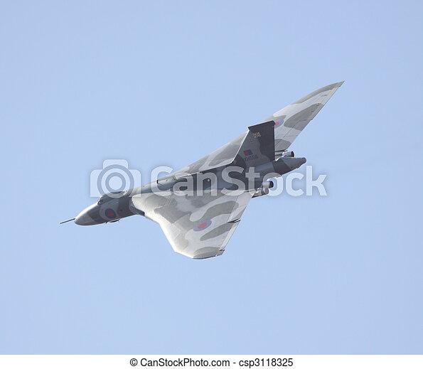 avro vulcan - csp3118325