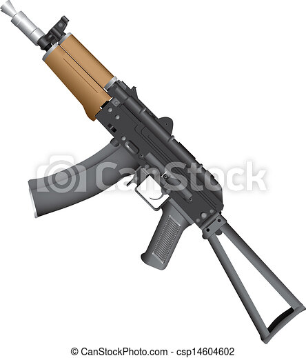 Avtomat Kalashnikova - csp14604602
