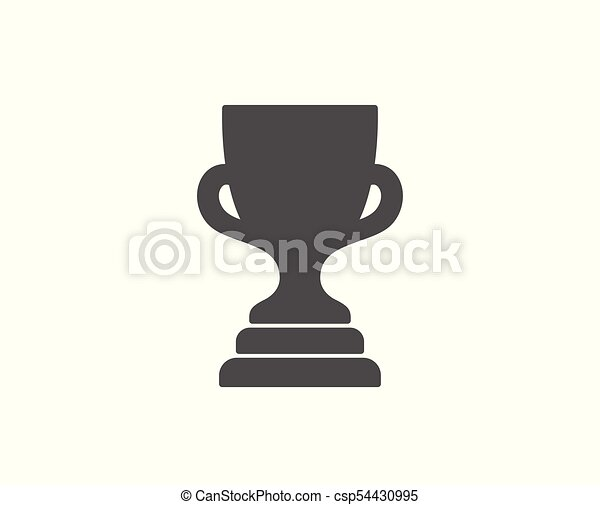 Award Cup Simple Icon Winner Trophy