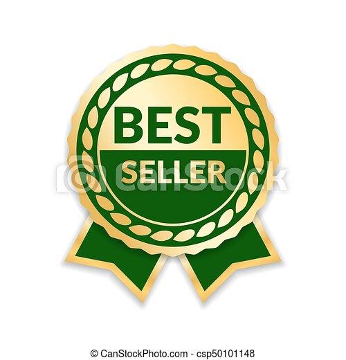 award ribbon the best seller - csp50101148