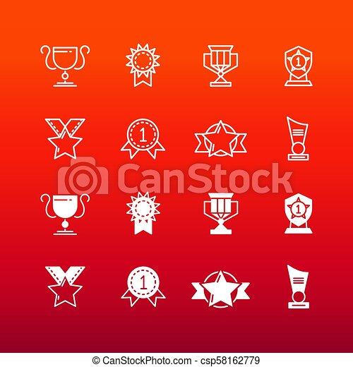 Free prizes icon