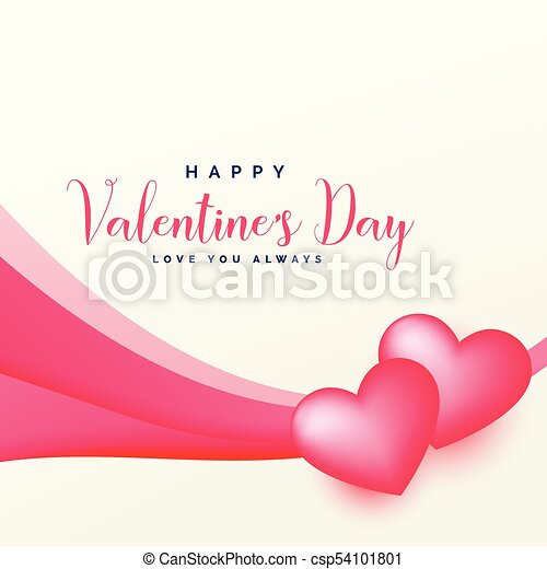 Awesome Pink Valentine S Day Love Background