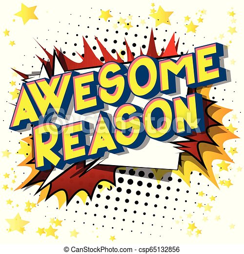 Awesome Reason - csp65132856