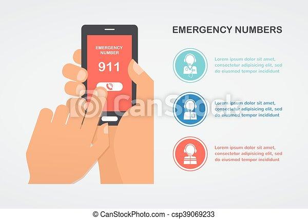 número de teléfono adulto trabajo de mano