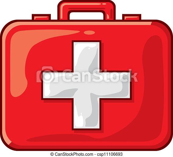 primeros auxilios - csp11106693