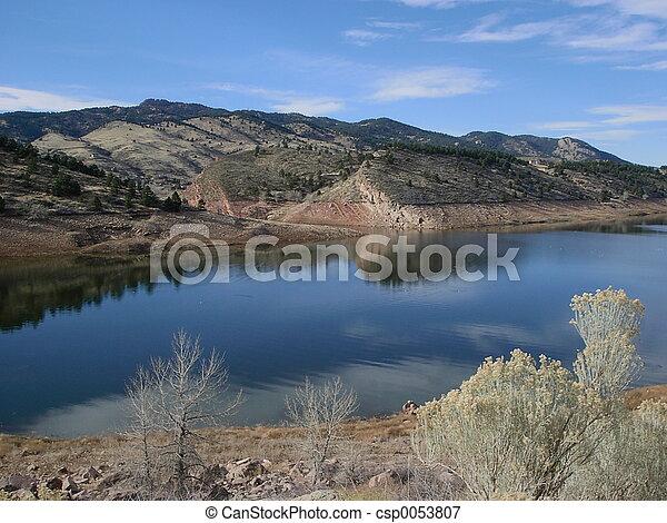 Blue Lake 1 - csp0053807