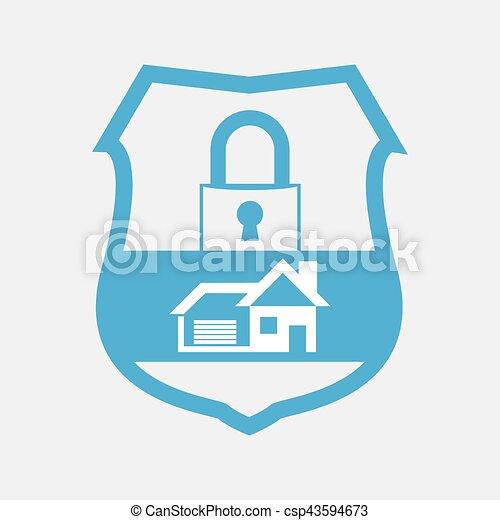 Bloqueo de seguridad - csp43594673