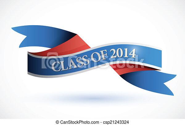 Ilustración de banderas de 2014 - csp21243324