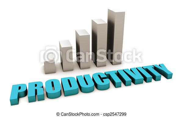 azul, produtividade - csp2547299