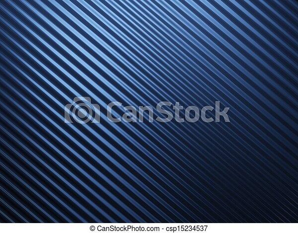 Trasfondo de metal abstracto azul - csp15234537