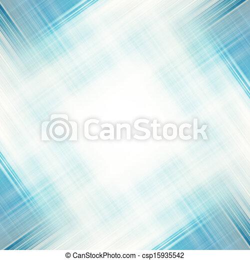 azul, resumen, plano de fondo - csp15935542