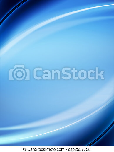 Trasfondo abstracto azul - csp2557758