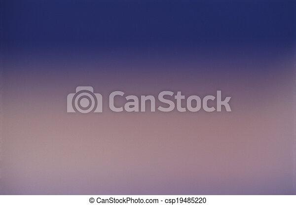 Rosa y azul - csp19485220