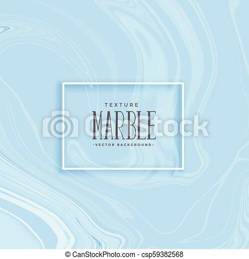 Trasfondo de textura de mármol azul y suave - csp59382568