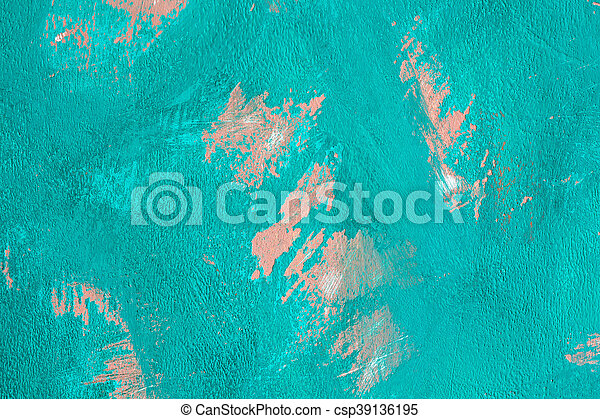 Azul turquesa antigas parede parede textura pintura for Pintura azul turquesa