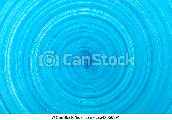 Trasfondo de textura de cerámica azul turquesa - csp42556391