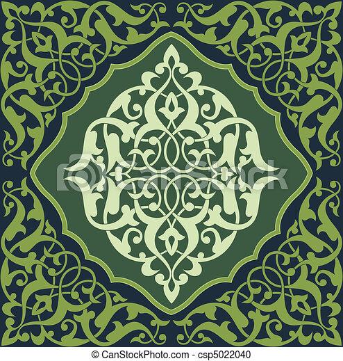 Tejas árabes - csp5022040