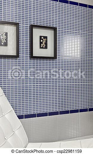 Azulejos de cerámica - csp22981159