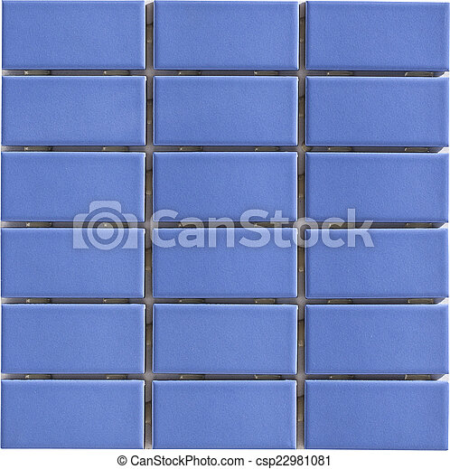 Azulejos de cerámica - csp22981081