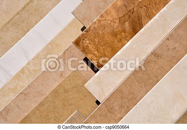 Fotograf a de archivo de azulejo muestras piso for Muestras de azulejos