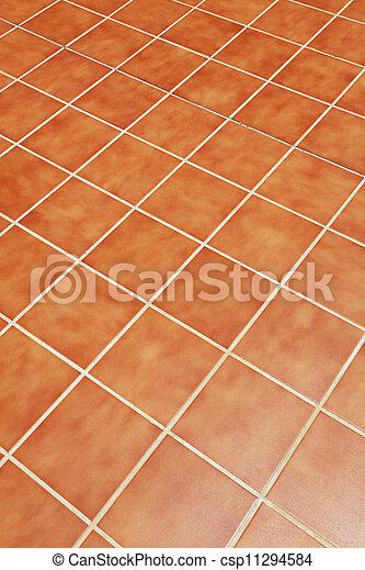 Tejas cerámicas - csp11294584