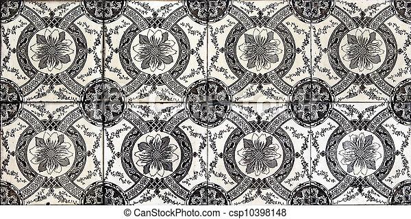Azulejos de Lisboa - csp10398148