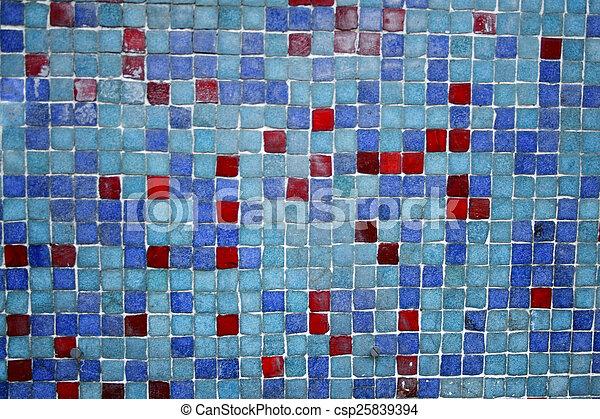 Azulejos de Lisboa - csp25839394