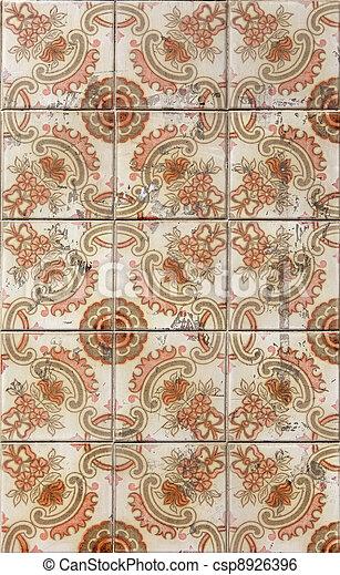 Azulejos de Lisboa - csp8926396